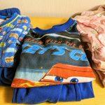 子供のパジャマ